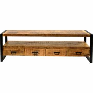 Een mooi tv meubel in de afmeting 180cm, verkrijgbaar in de winkel en webshop.