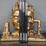 steampunk-boekenstandaard